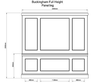 Buckingham Full Height small