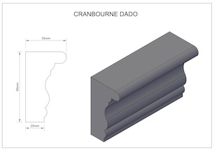 Cranbourne-Dado small