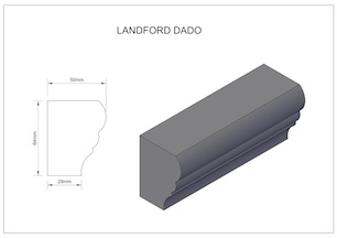 Landford-Dado small