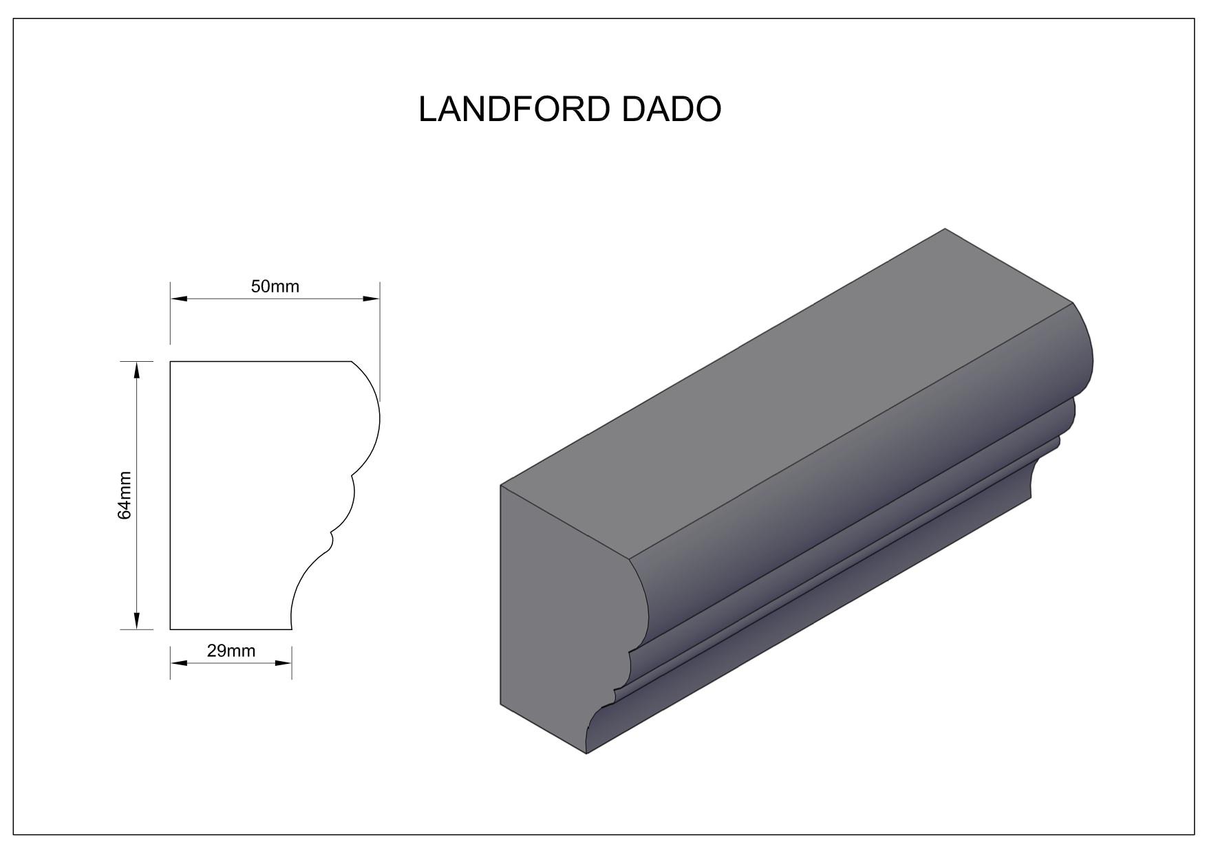 Landford-Dado