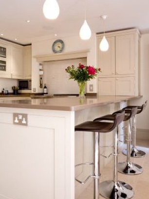 fitted joinery kitchen