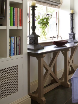 joinery console table