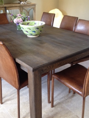 Joinery dining table