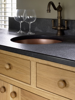 Fitted joinery wine storage image 2